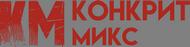 Бетонные заводы Конкрит Микс. Производство и доставка бетона и растворов по Санкт-Петербургу и Ленинградской области Logo